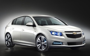 Картинка chevrolet, hatchback, cruze