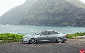 Картинка Audi, ауди, wheels, vossen