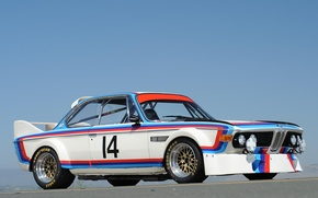 Картинка BMW, Coupe, Legends, 1973, (E9), Group 2, 3.0 CSL, Competition