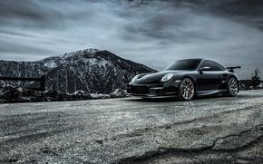 Обои 911, Porsche, порше, Carrera, Turbo, каррера, 2015