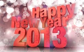 Обои 2013, Happy New Year, Новый год