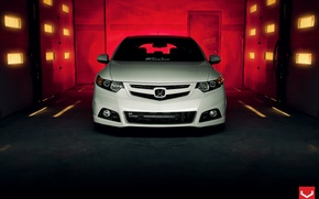 Картинка Honda, Auto, Машина, Wheels, перед, Vossen, Авто