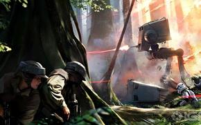 Картинка Star Wars, звёздные войны, Battlefront