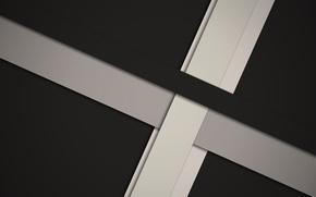 Картинка белый, линии, серый, черный, design, color, material