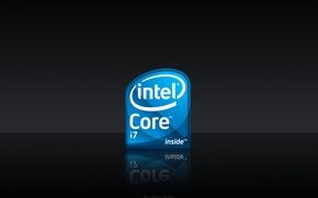 Картинка Intel, Процессор, Inside, Core