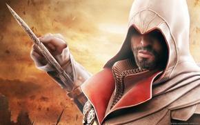 Assassins Creed,brotherhood,ассасин,братство обои