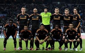 Картинка ФК Челси, В гостевой форме, FC Chelsea