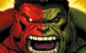 Картинка marvel, comics, hulk