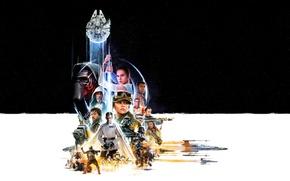 Обои Star Wars, captain, Walt Disney Pictures, Story, director, Felicity Jones, finn, Aircraft, Planes, StarWars, Machines, ...