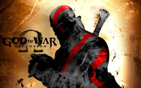 Картинка Kratos, sony, Santa Monica, God of War: Ascension