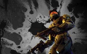 Картинка Игра, воин, солдат