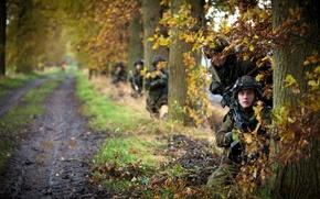 Картинка оружие, солдаты, Royal Netherlands Army