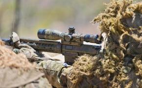 Картинка оружие, Australian Army, соддат