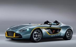 Обои aston martin, cc100, speedster, concept, wallpaper