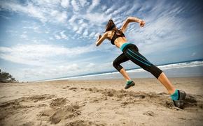 Картинка training, running, sportswear