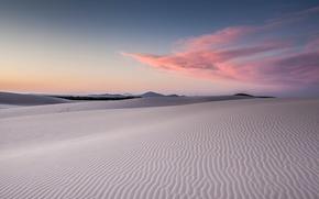 Картинка sand, australia, dunes, bennetts beach