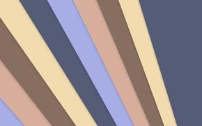 Картинка синий, полосы, фон, текстура, бежевый, color, коричневий