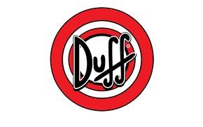Картинка logo, beer, Duff