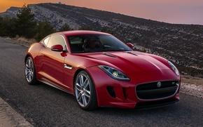 Картинка jaguar, coupe, f-type