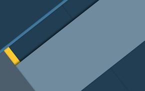 Картинка линии, синий, серый, геометрия, design, color, material