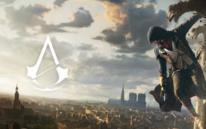 Картинка Ubisoft, Assassin's Creed, Assassin's Creed: Unity, Assassin's Creed: Единство, Кредо Убийцы: Единство, Arno Victor Dorian, …
