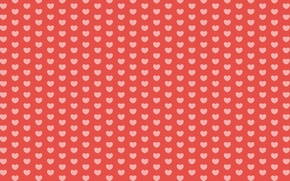 Картинка любовь, праздник, сердце, текстура, валентинка