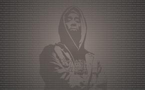 Картинка музыка, music, 1920x1200, classic, gangsta, rap, legend, tupac amaru shakur, thug life, 2pac