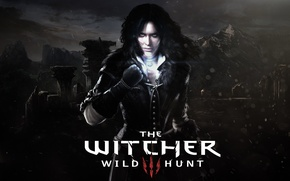 Картинка девушка, The Witcher, The Witcher 3: Wild Hunt, Yennefer, Yennefer of Vengerberg