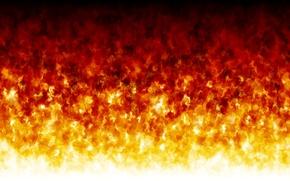 Картинка белый, цвета, оранжевый, желтый, красный, огонь, черный, текстура