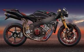 Обои Мотоцикл, Suzuki GS1000, Судзуки