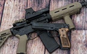 Картинка оружие, винтовка, штурмовая, Beretta, полуавтоматическая, 92A1
