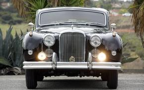 Картинка car, Jaguar, автомобиль, classic, 1959, Mark IX