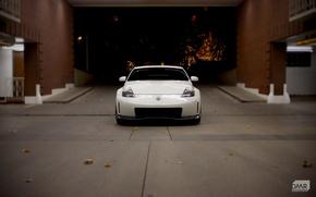 Картинка Nissan, 350Z, Stance