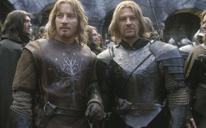 Картинка властелин колец, герои, the lord of the rings, кадр из фильма