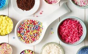 Картинка украшения, конфеты, sweet, candy, decorations, сладкие