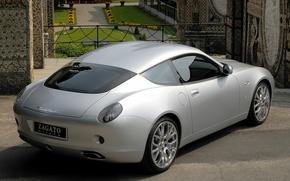 Картинка Maserati, серебристый, Zagato, '2007 _16