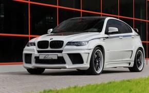 Картинка BMW, белая