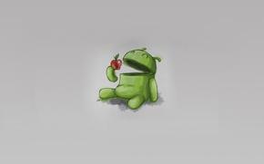 Картинка Apple, Рисунок, Android