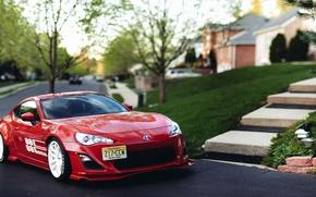 Картинка машина, Toyota, GT86