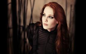 Картинка metal, gothic, Simone Simons, Epica, Симона Симонс, symphonic