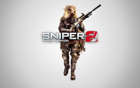 Картинка игра, снайпер, Sniper, Ghost Warrior 2