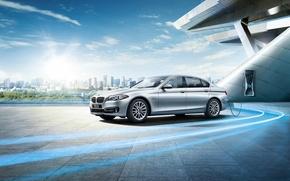 Картинка бмв, BMW, седан, Sedan, F18