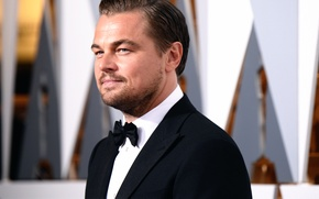 Картинка Леонардо Ди Каприо, Leonardo DiCaprio, 2016, OSCARS