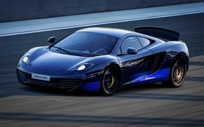 Картинка McLaren, скорость, MP4-12C