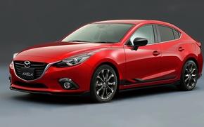 Обои Concept, Mazda, мазда, Asean, Axela