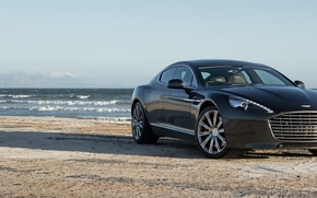 Картинка Rapide, Aston, Martin, Sea
