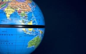 Картинка земля, глобус, шар, страна
