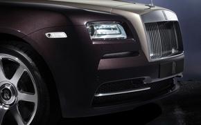 Картинка Rolls-Royce, класс, бренд, престиж