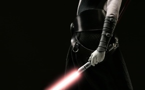 Картинка рука, звездные войны, световой меч