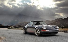Картинка 911, Porsche, порше, Carrera, каррера, Singer